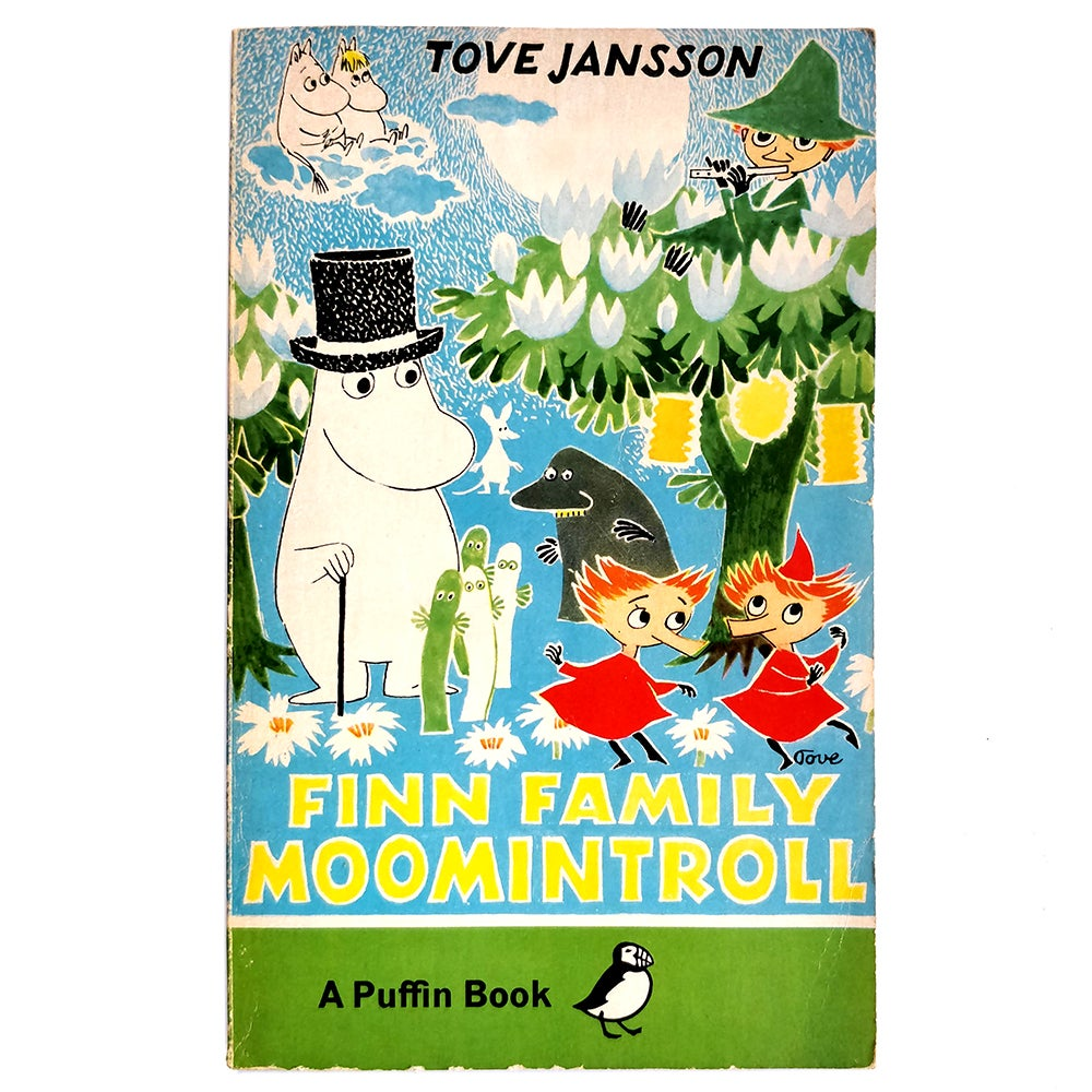 Image of Tove Jansson - Finn Family Moomintroll