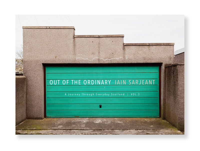Image of Iain Sarjeant - Out of the Ordinary Vol.3