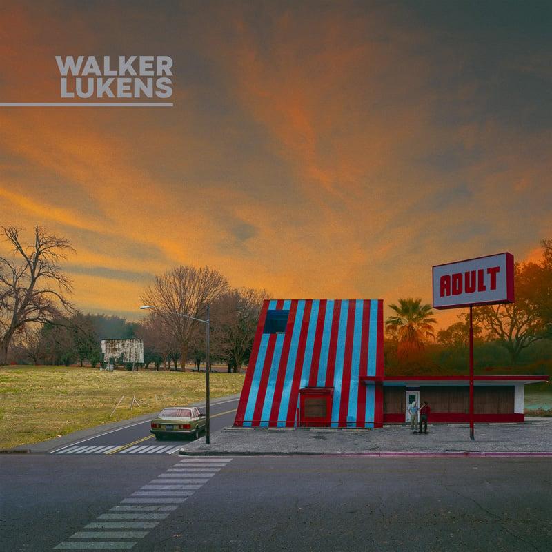 Walker Lukens - ADULT CD