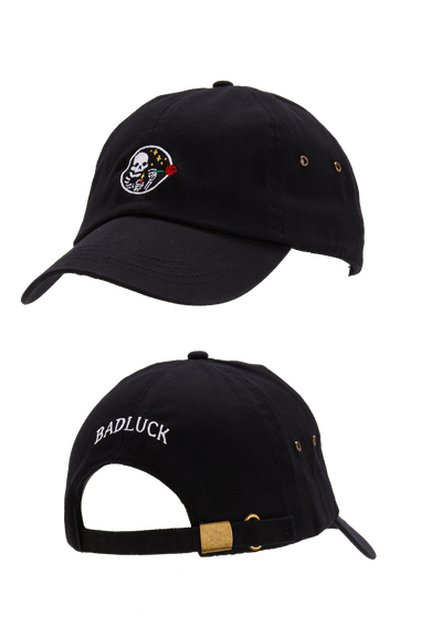 Image of Black Dad Cap