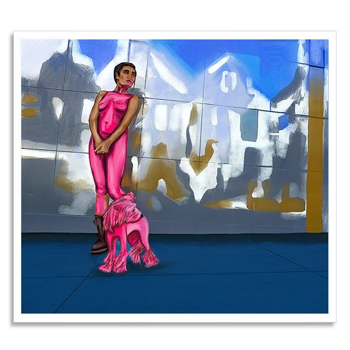 Image of Pink Aura
