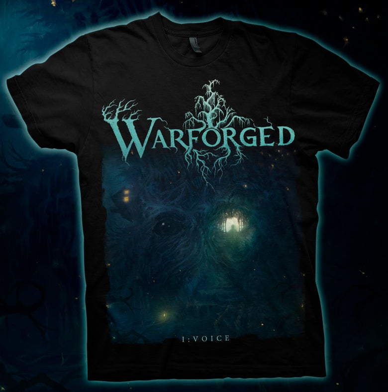 Image of WARFORGED - I: Voice - Tee
