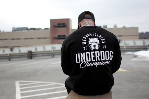 Image of Underdog Champions Crewneck sweatshirt
