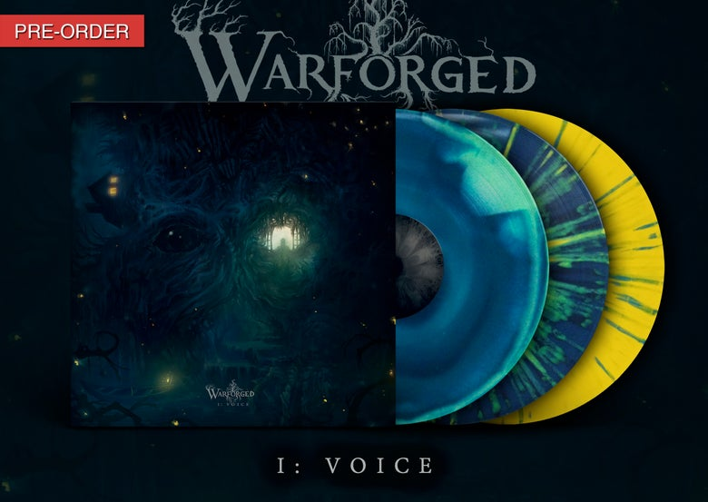 Image of WARFORGED - I: Voice - LP Collector Bundle
