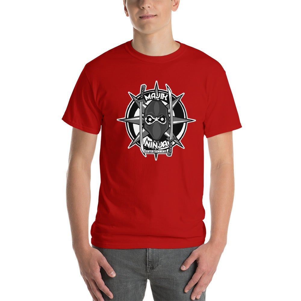Image of MNE Logo Shirt Red