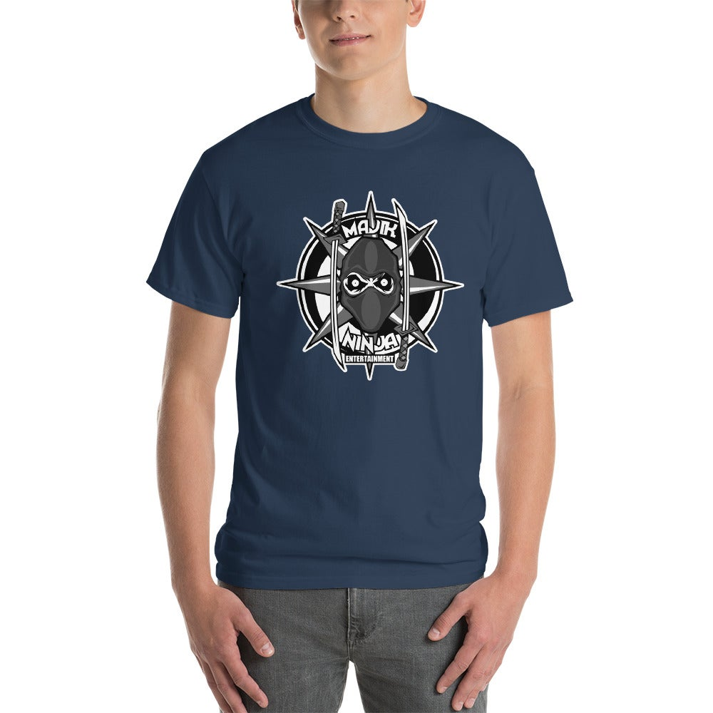 Image of MNE Logo Shirt Blue