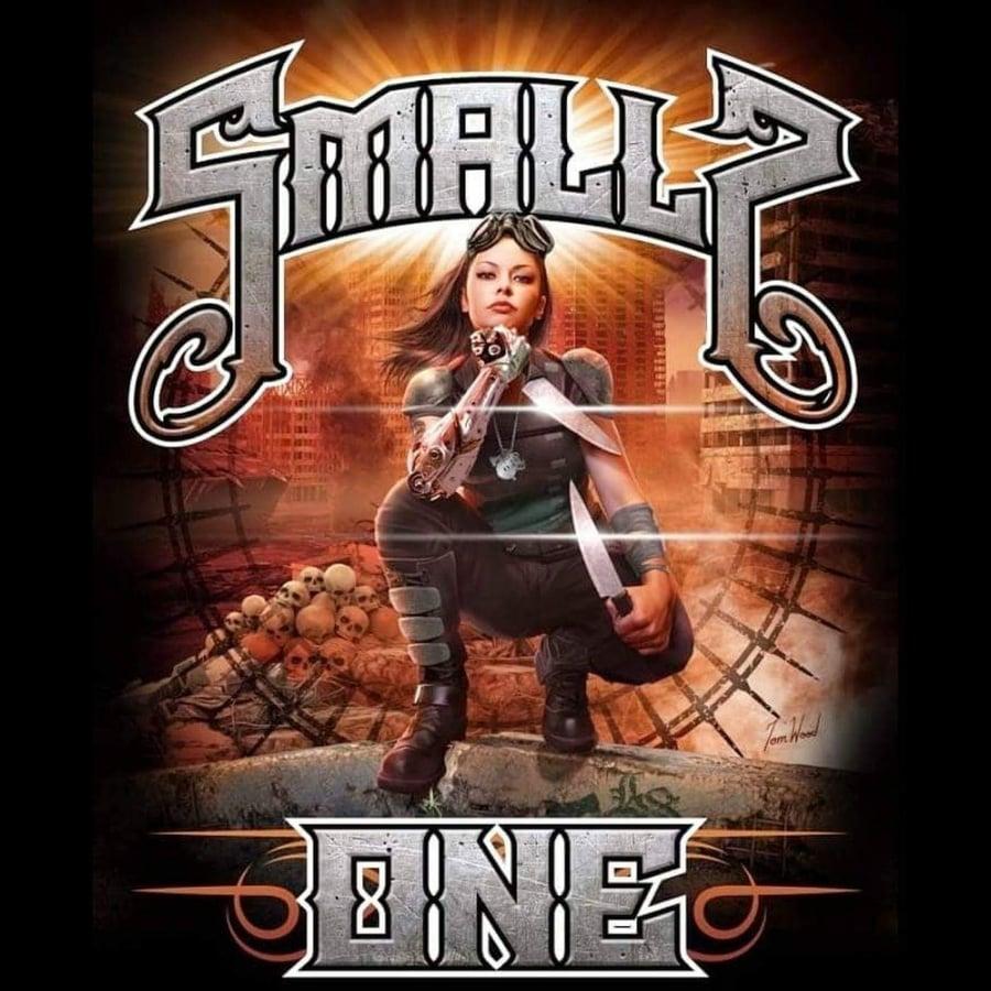 Image of SMALLZ ONE : World's End   reg shirt