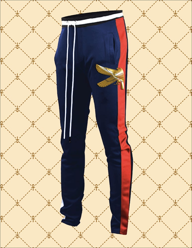 Image of Pharaonic Gold HRU Falcon Track Pants