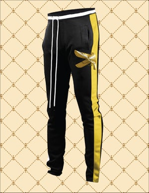 Image of Pharaonic Gold HRU Falcon Track Pants
