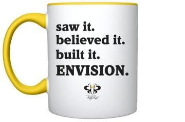 Image of ENVISION Statement Mug