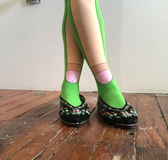 Image of PRE-ORDER; Porous Walker smooth surface vol. 6 plus FREE GREEN DONGZ SOX