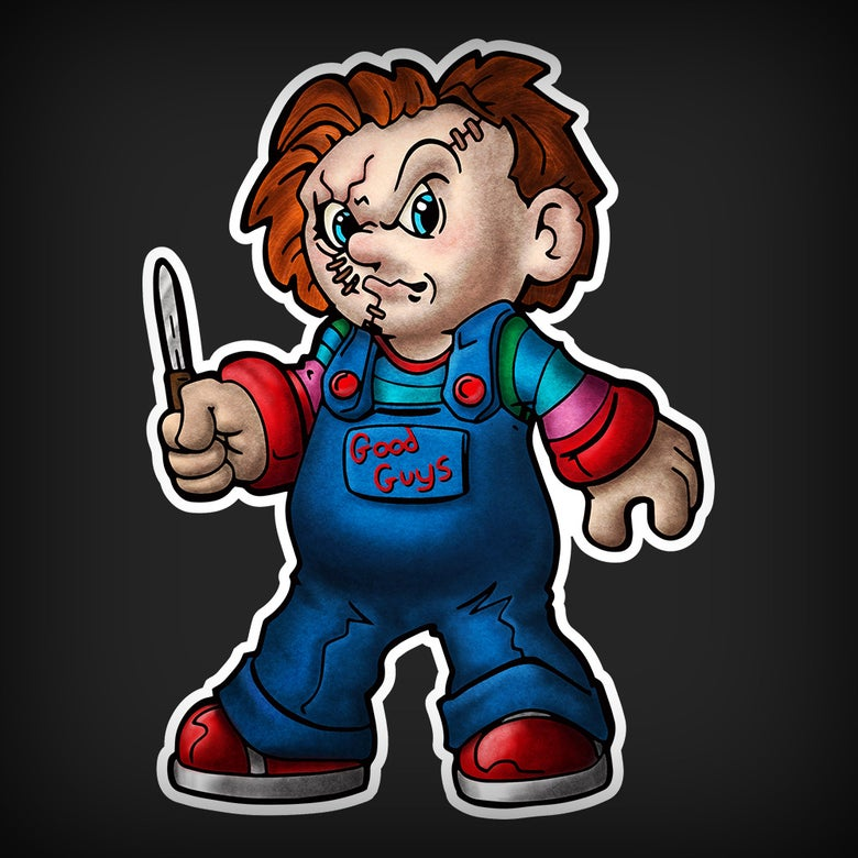 Image of Lumpies - Chucky