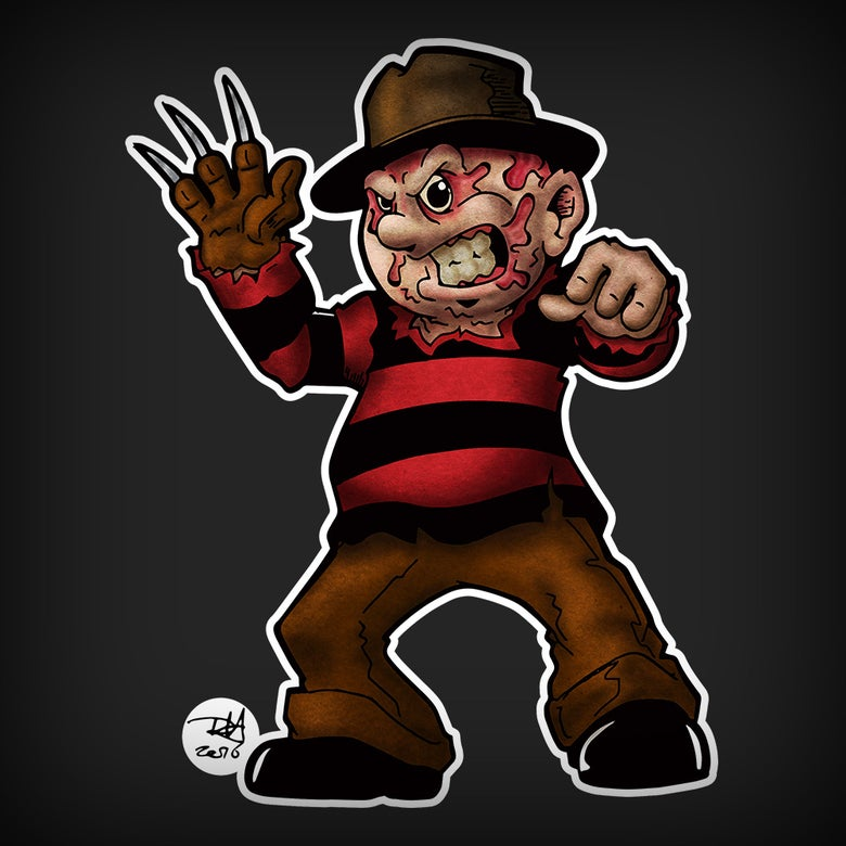 Image of Lumpies - Freddy