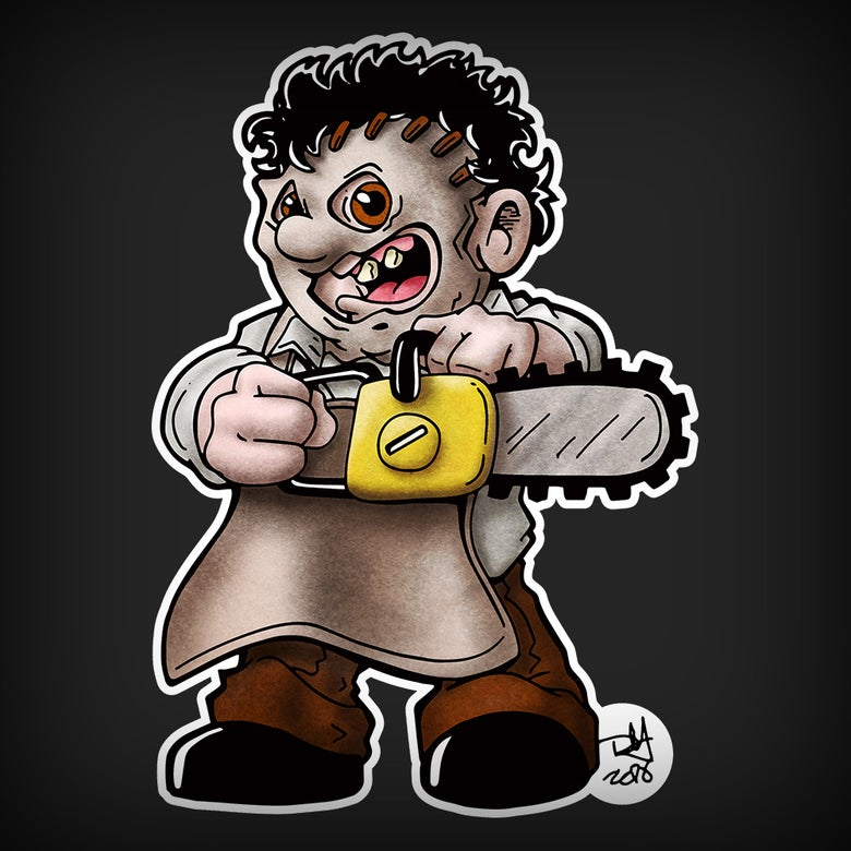 Image of Lumpies - Leatherface