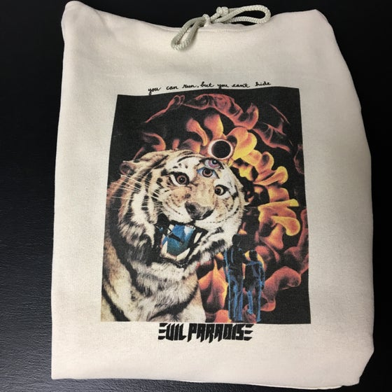 Image of TIGER STYLE HOODIE