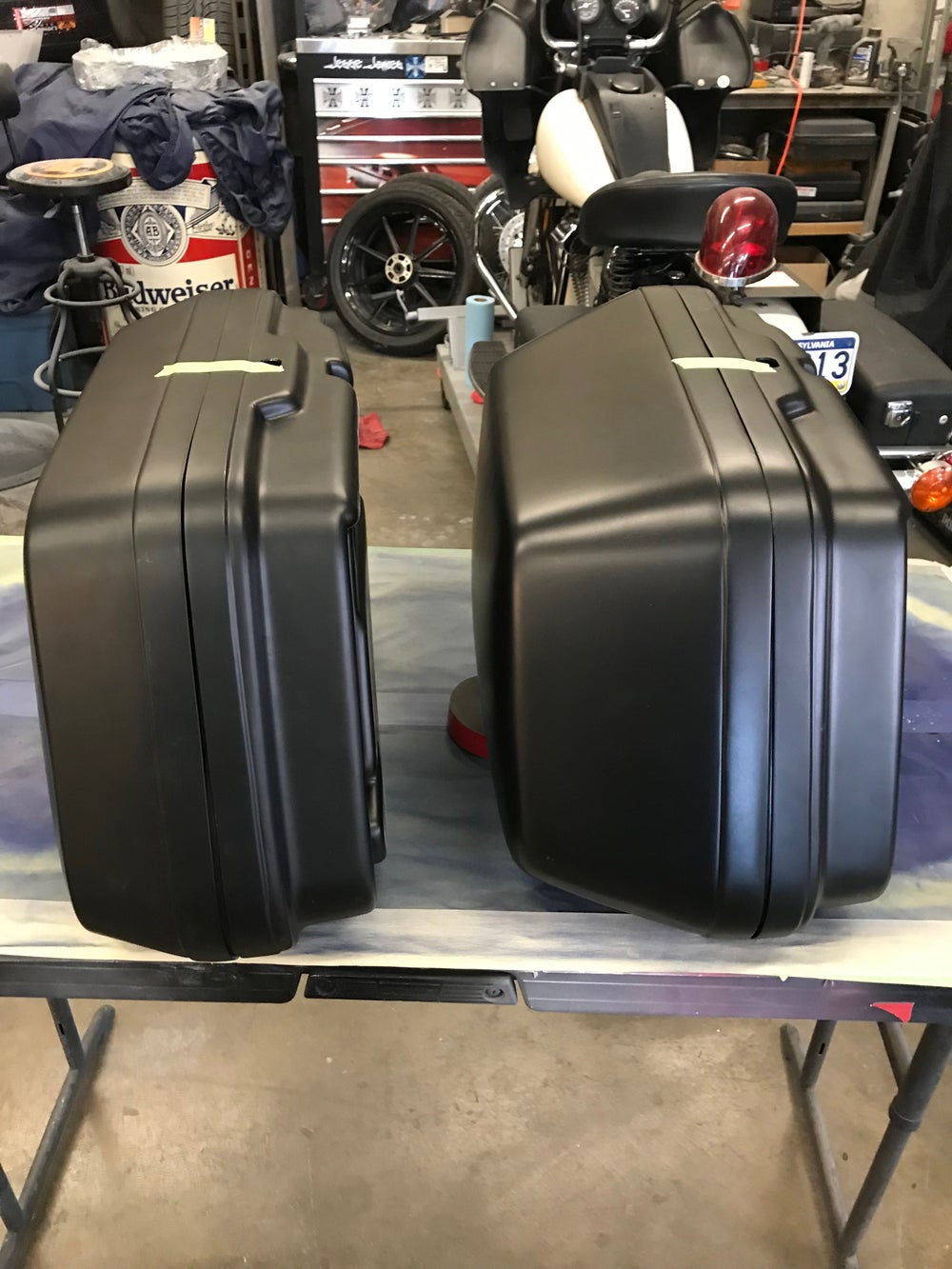 "Image of FXRT SLIM RT ""Clam Shell"" Bags"