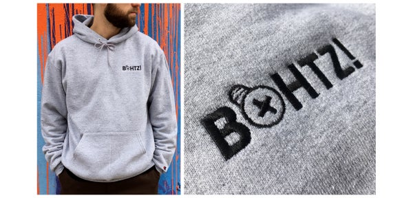 Image of Standard Embroidered Hoodie