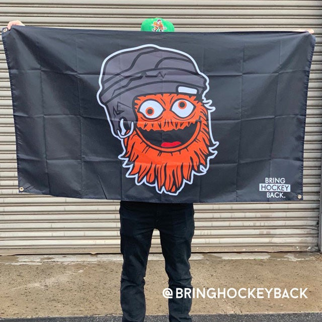 Image of Nightmare 3x5 Flag [FREE SHIPPING]