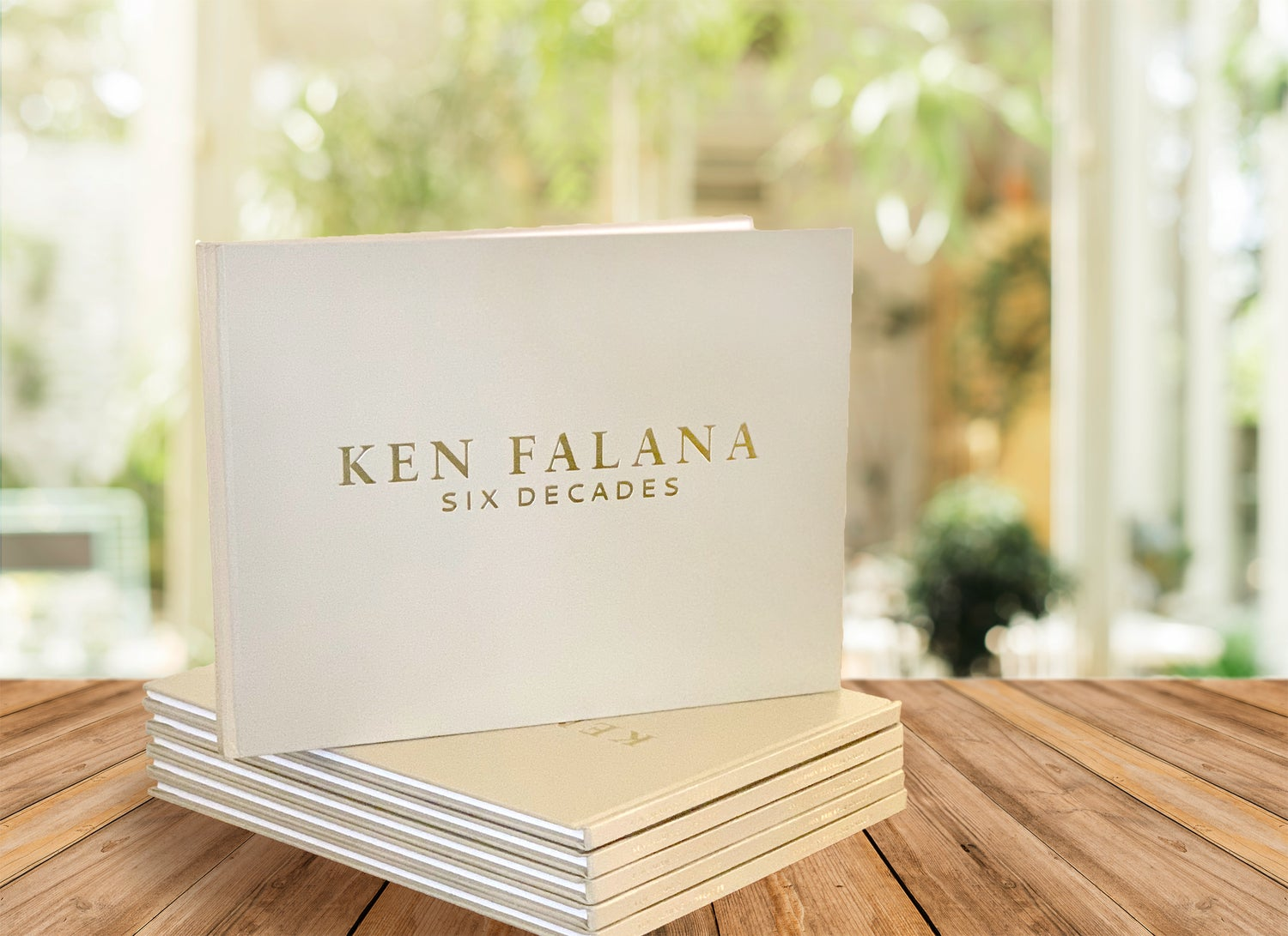 Image of Ken Falana: Six Decades Limited Edition Exhibition Catalog