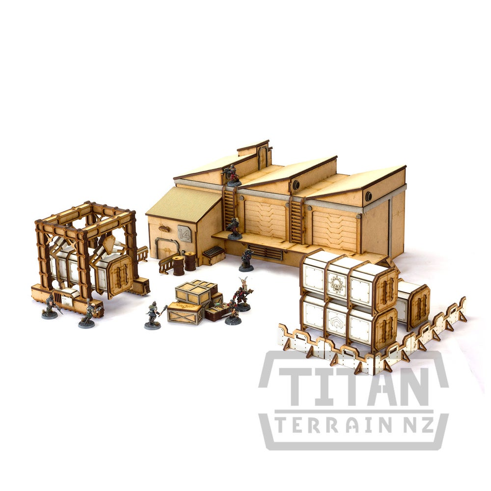 Image of Freight Hub Bundle - Shipping