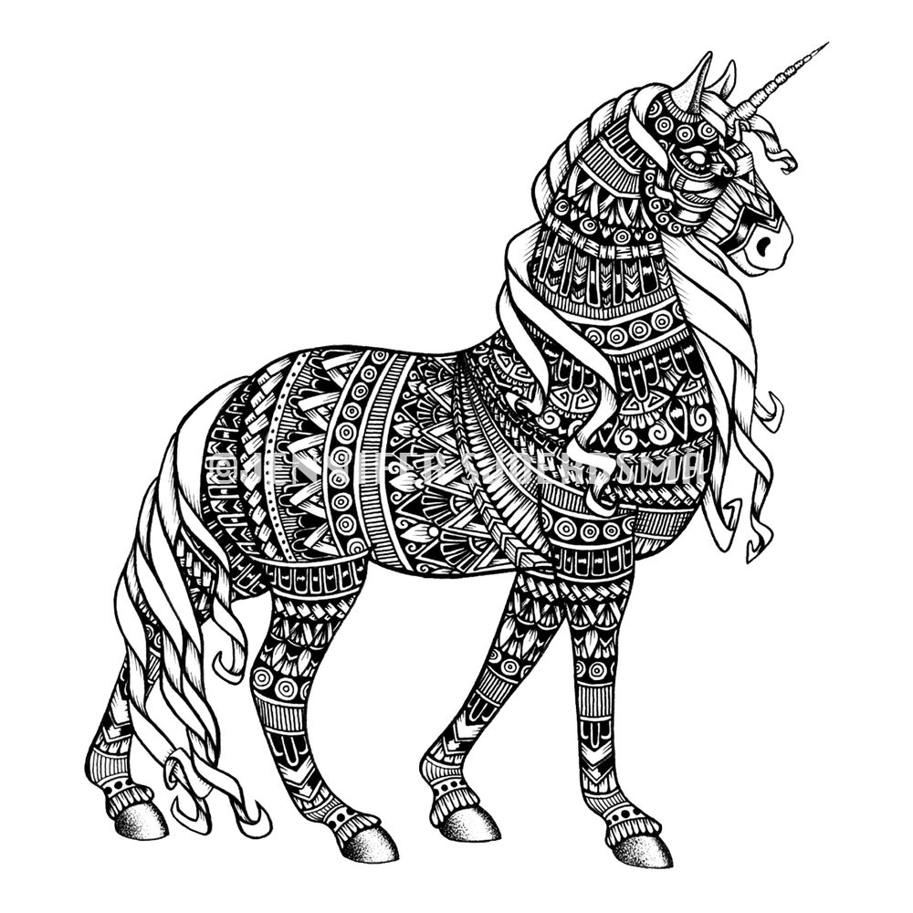 Image of Willow the Unicorn