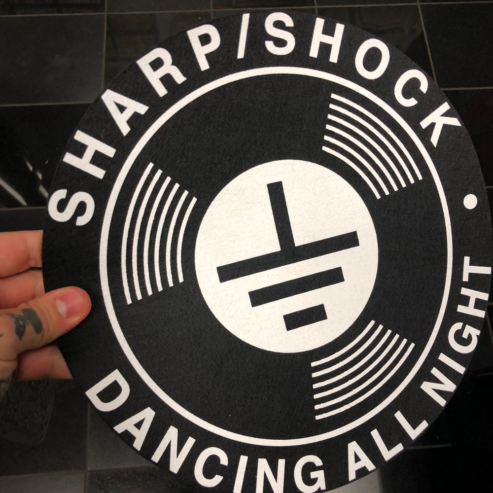 Image of Vinyl Slipmat