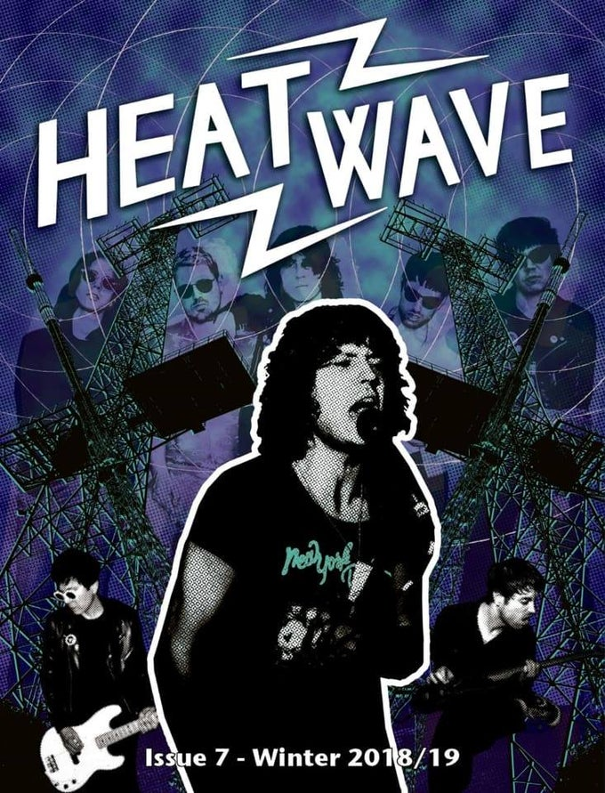 Image of Heatwave Magazine - Issue 7