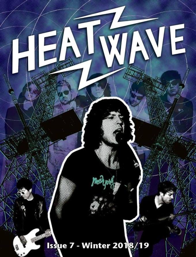 Image of Heatwave Magazine - Issue 7