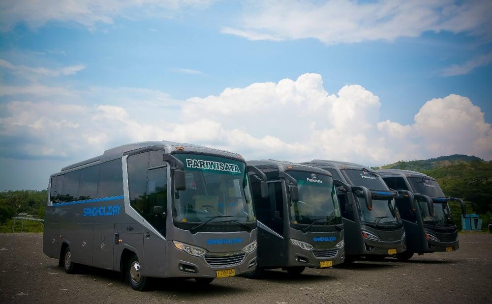 Image of Sewa bus murah di Jakarta