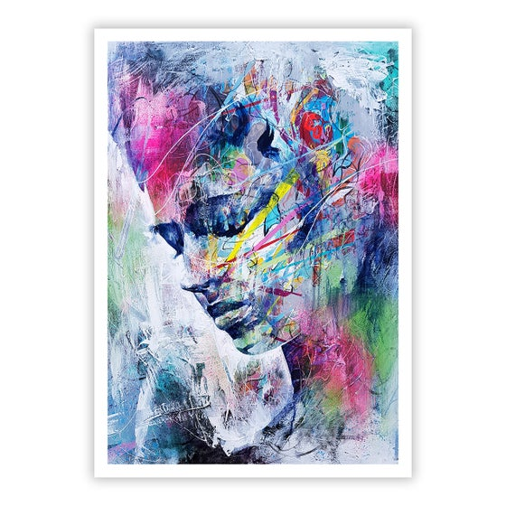 """Image of """"You Can Find Me In The Cirrus"""" -OPEN EDITION PRINT - FREE WORLDWIDE SHIPPING!!!"""