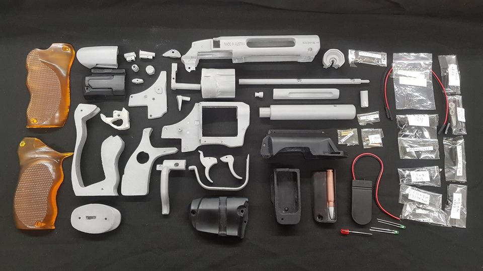 Image of Bill's Replicant Blaster DIY Kit