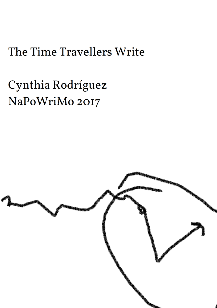 Image of The Time Travellers Write (ebook)