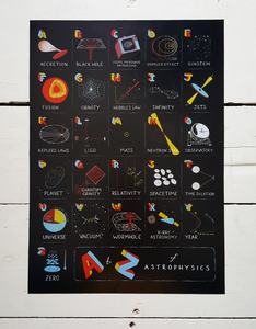 Image of A to Z of Astrophysics