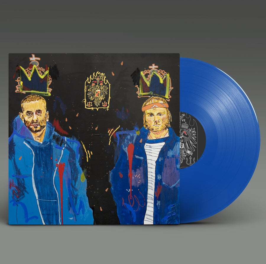"Image of *PREORDER* LO VE - 12"" LP LIMITED - BLUE"