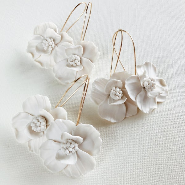 Image of The Pincushion earrings