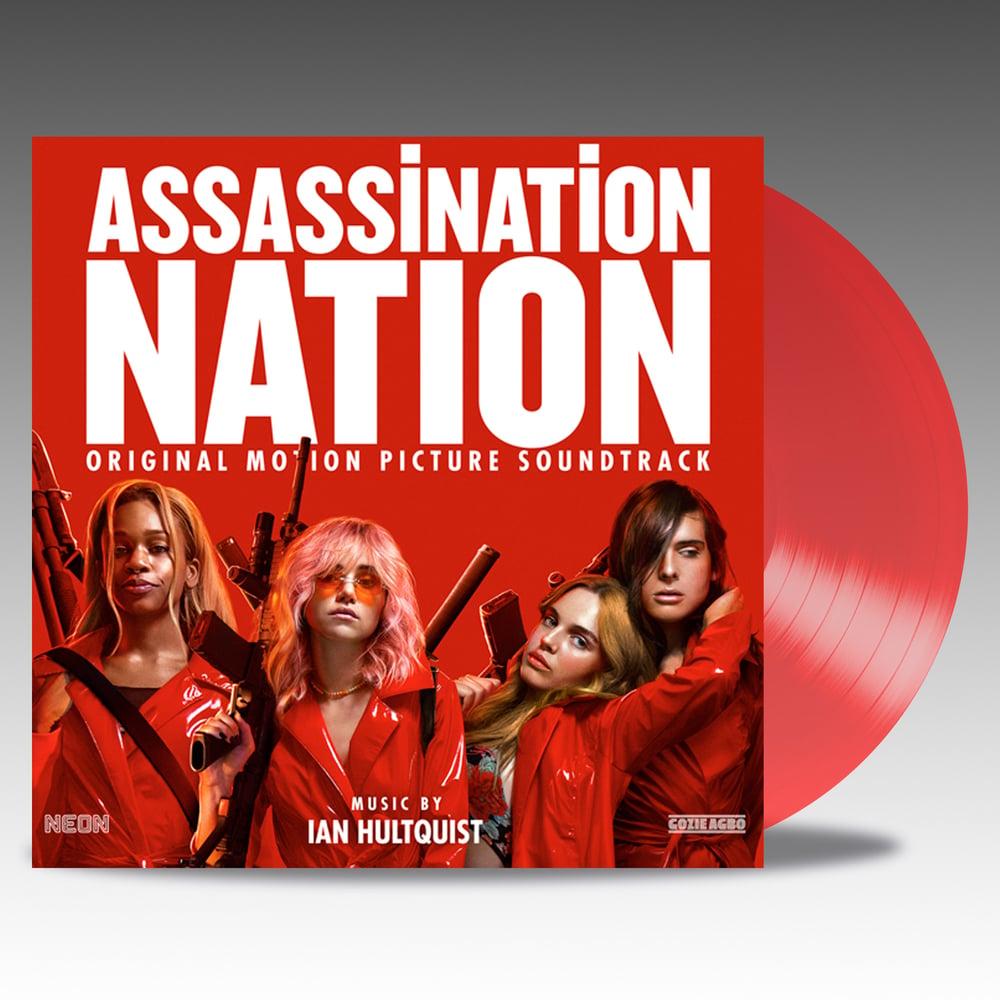 Image of Assassination Nation (Original Motion Picture Soundtrack) - 'Raincoat Red' Vinyl - Ian Hultquist