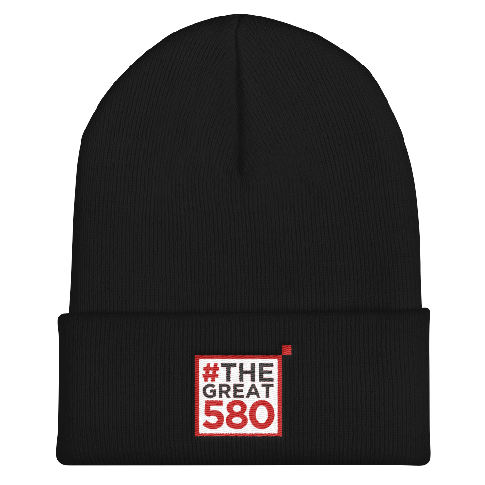 Image of #TheGreat580 Beanie