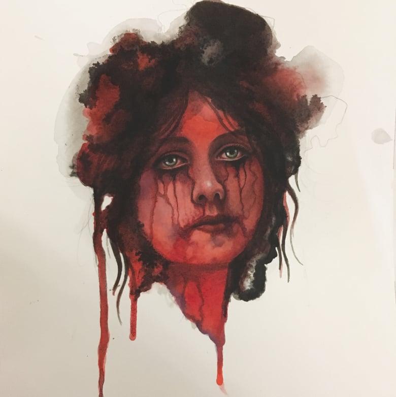 Image of Blood lady #35