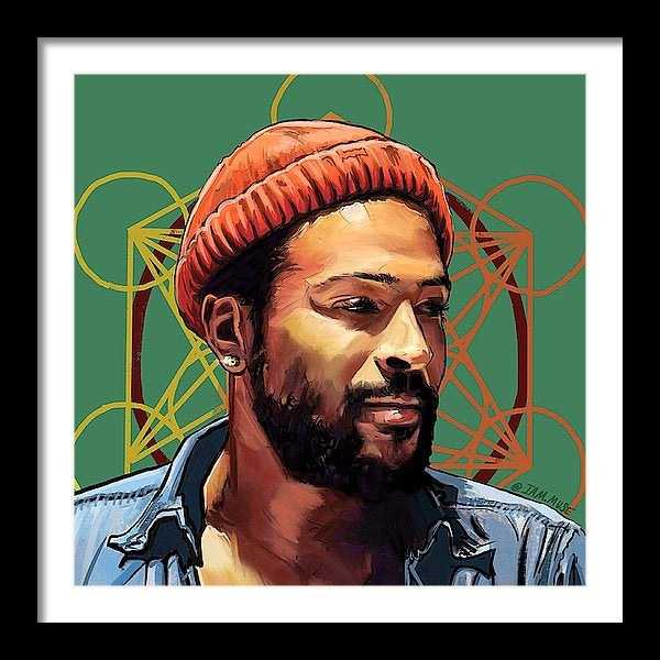 """Image of """"Marvin Gaye"""" Limited Edition Prints"""