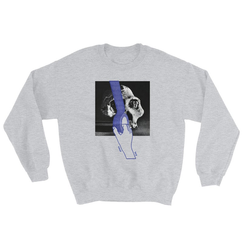 Image of Skull Tape Sweatshirt
