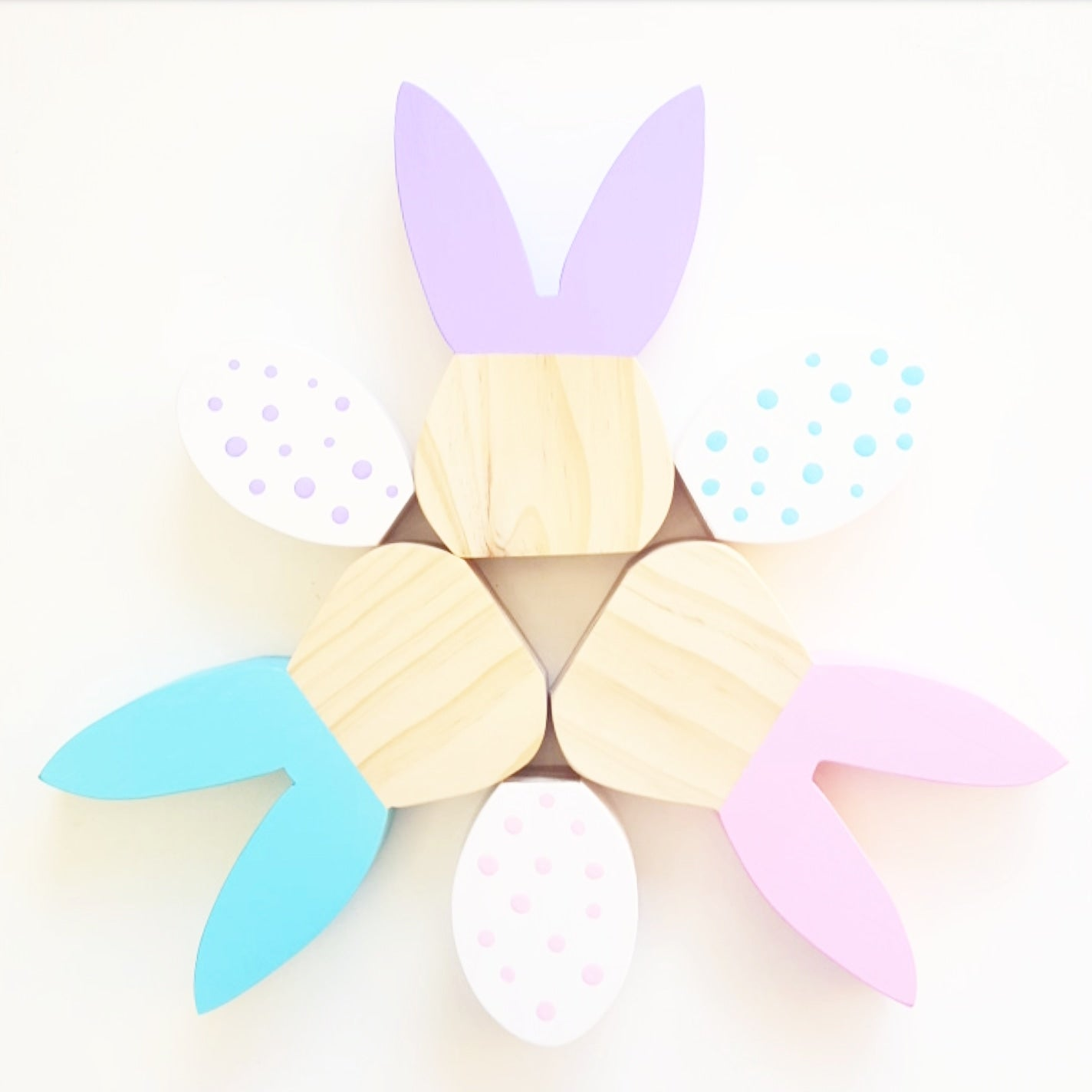 Image of Easter Bunny and Egg Set
