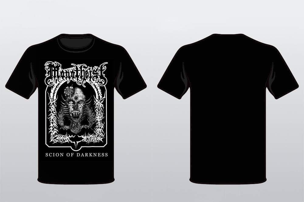 """Image of """"Scion of Darkness"""" T-Shirt"""
