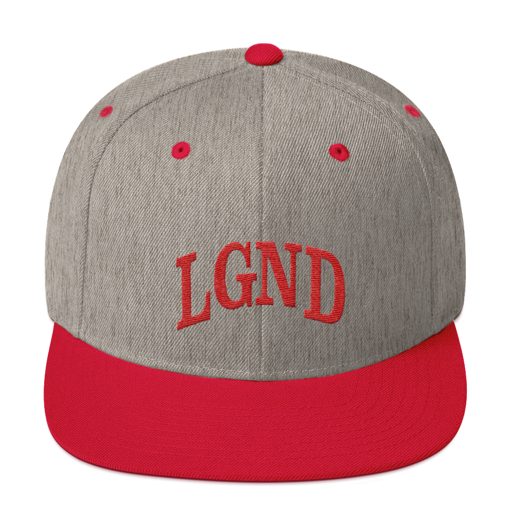 Image of LGND Rebel Color Snapback