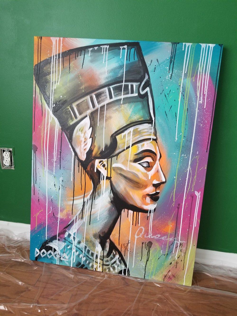 Image of Nefertiti