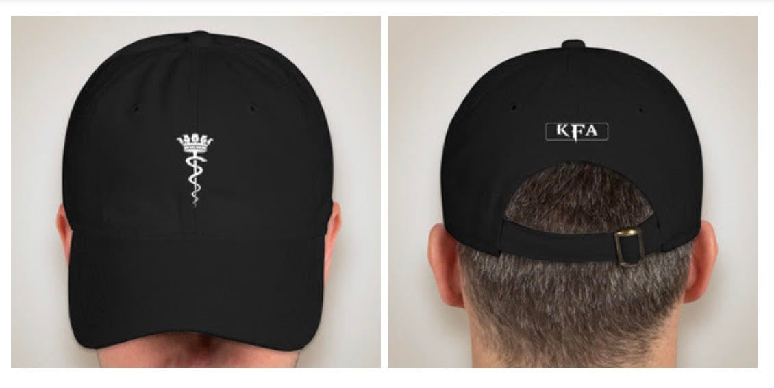 KFA BLACKOUT Hat