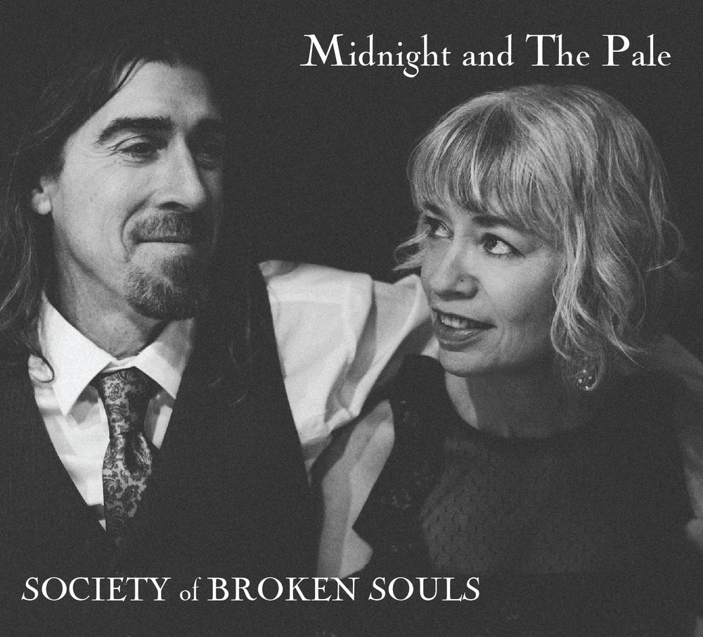 Image of Midnight and The Pale - Signed CD