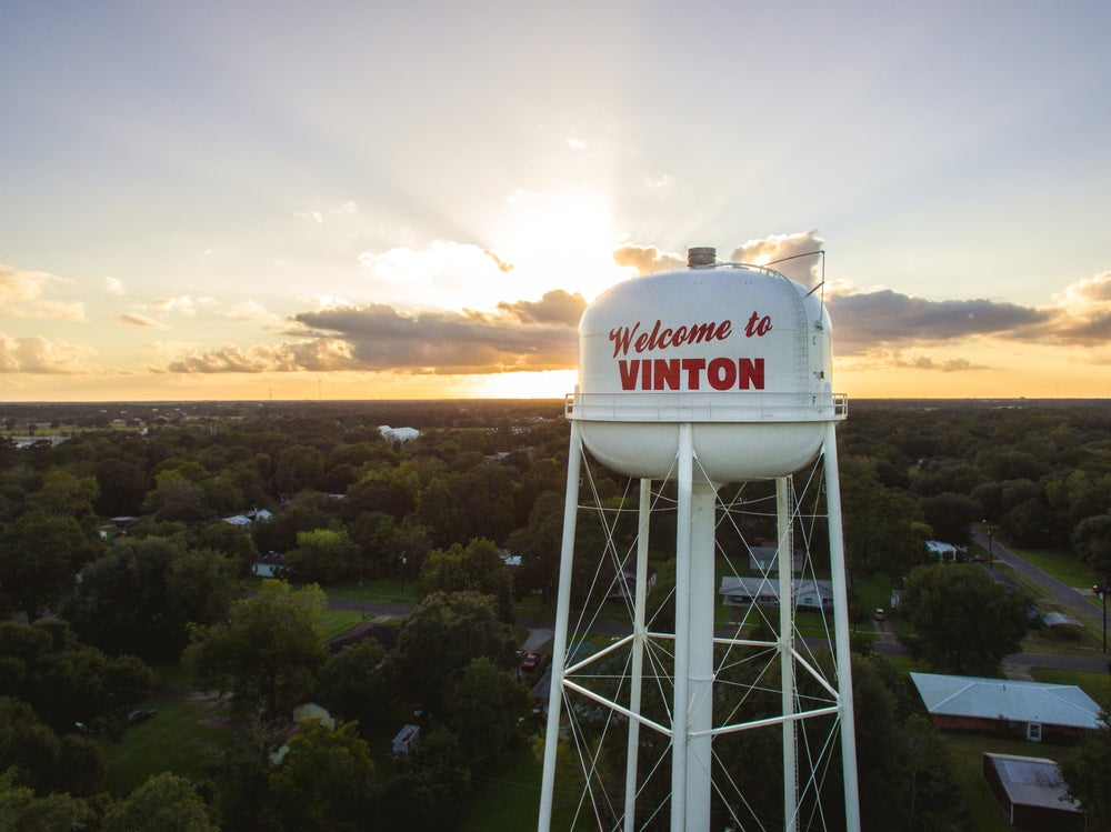 Image of Welcome To Vinton