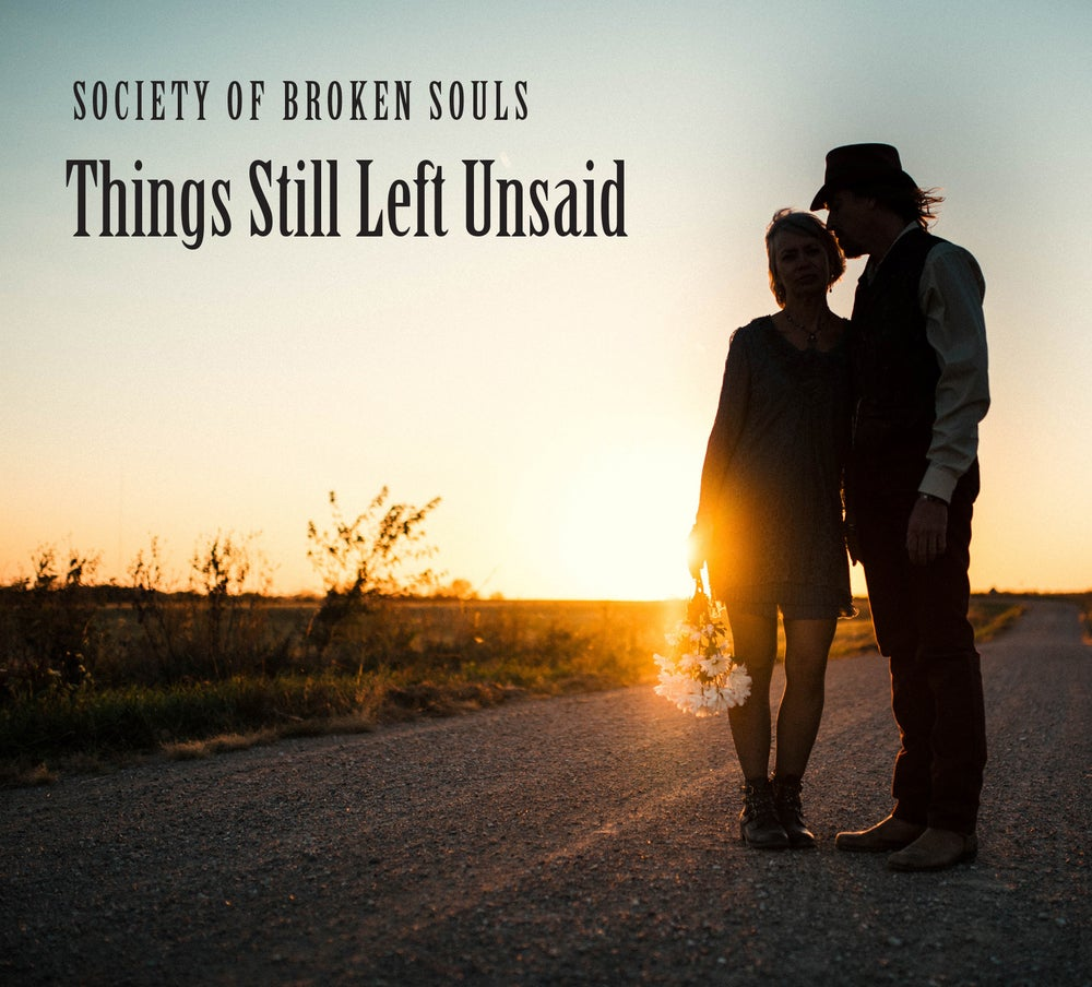Image of Things Still Left Unsaid - Signed CD