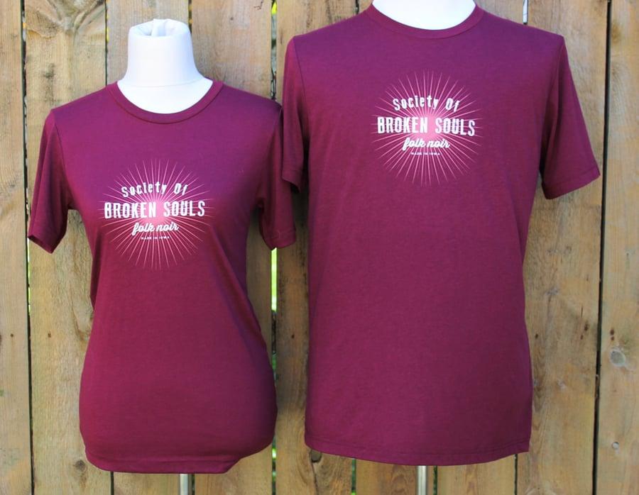 Image of Society of Broken Souls Tri-Blend T-Shirt
