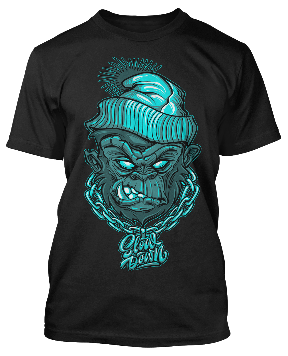 Image of Winter Gorilla Tee
